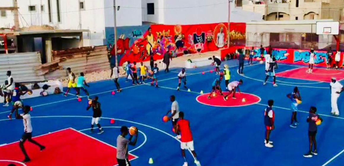 Sénégal: Réhabilitation de terrain de basket-ball!